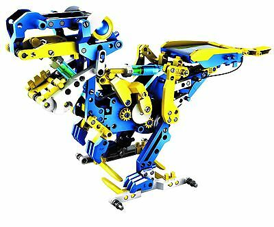 12 in 1 DIY Solar Powered Hydraulic Robot Construction Kit Educational Toy