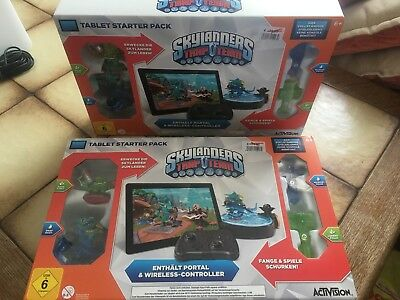 Tablet Skylanders Trap Team Starter Pack