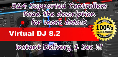 ✔️Virtual DJ Pro Infinity 8.2 Unlimited✔️🔥Instant Delivery 1SEC🔥 (by Email📩)