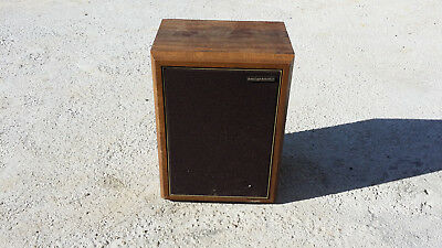 Vintage Speakers American Acoustics D2550 speaker 78W booksheft classic