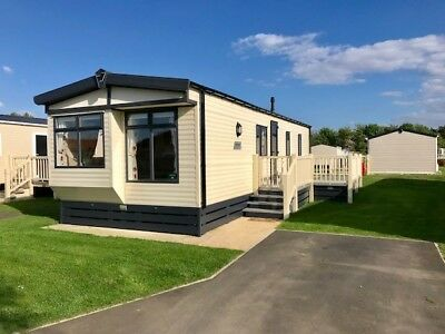 Static caravan for sale at Tattershall Lakes Country Park with Lake Views