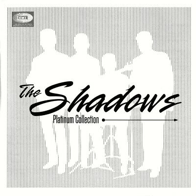 The Shadows 'Platinum Collection' 2´Cd+Dvd New+!!!!!