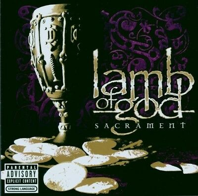 Lamb Of God - Sacrament  Cd New+