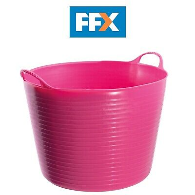 Red Gorilla SP42PIN Tubtrugs Tub 38 Litre Large - Pink