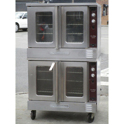 Southbend SLGS/22SC Gas Convection Oven, Used Great Condition