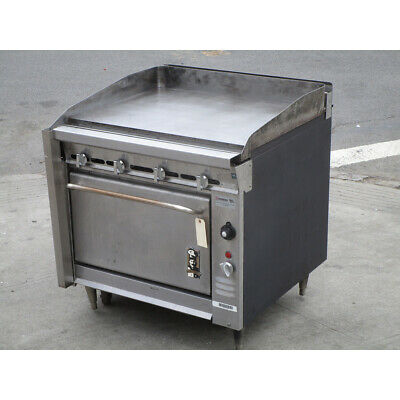 Montague 136-8 Giddle-Oven, Used Very Good Condition