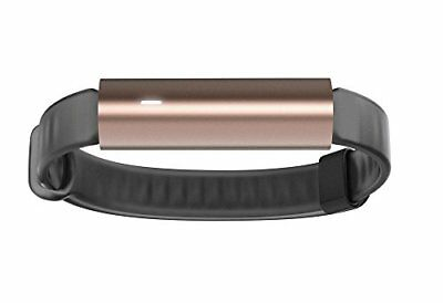 Misfit Ray Fitness and Sleep Tracker with Black Sport Band (Rose Gold)