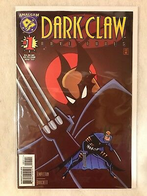Dark Claw Adventures #1 (Jun 1997, DC) VF