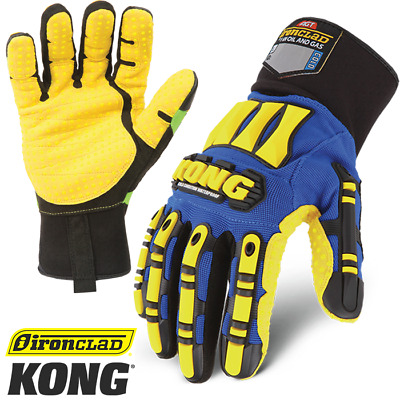 Ironclad Kong Cold Condition Waterproof Gloves 12 Pack