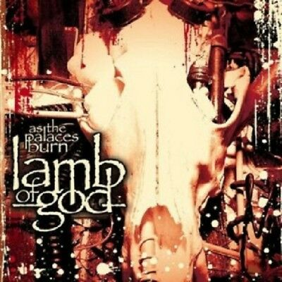 Lamb Of God - As The Palaces Burn  Cd 10 Tracks Hard 'n' Heavy/death Metal New+