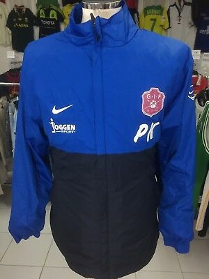 ISSUE Trainingsjacke Glassverket IF (L) NIke Track Top Jacke Norwegen Jacket