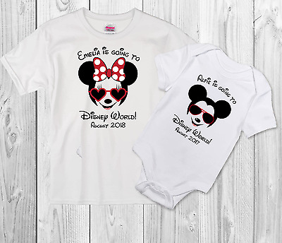 I'm going to Disney mens / ladies T -shirt
