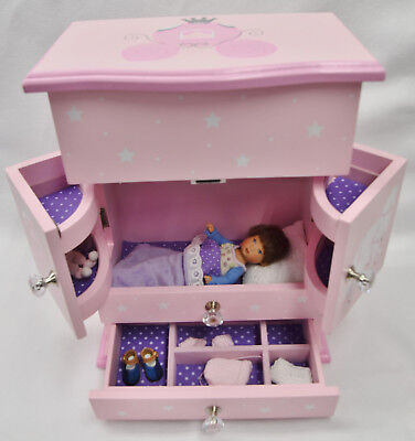 New Custom Bedroom for Kish Ellery, Riley and Similar Sized Dolls! One Of A Kind