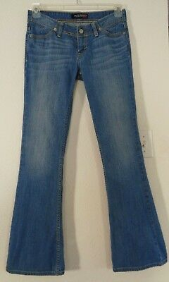 offer choose genuine pre order LEVI'S WOMENS ULTRA Low-Rise FLARE Jeans Size 7 Medium 32 x 32 NICE!!