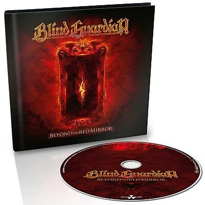Blind Guardian - Beyond The Red Mirror  Cd Digibook New+