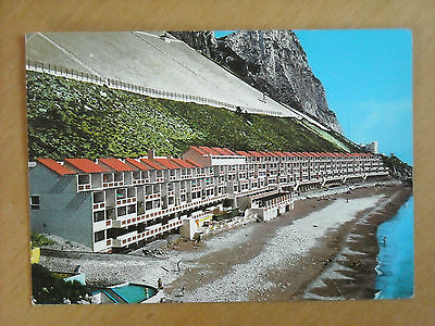 Old Postcard Of Both Worlds Holiday Resort, Sandy Bay, Gibraltar