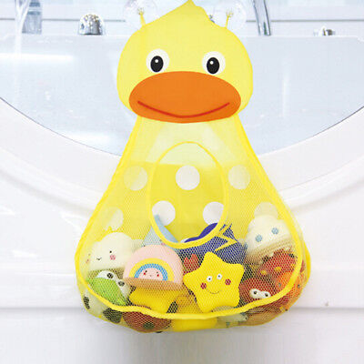 Novelty Baby Bathtub Toy Mesh Net Storage Bag Organizer Holder Organizer Bath