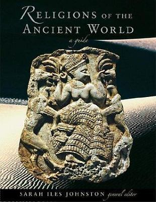 Religions of the Ancient World: A Guide (Harvard University Press Reference Lib