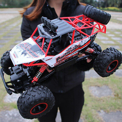 1/12 4WD Big RC Cars 2.4G High Speed Off-Road Trucks Upgraded Buggy
