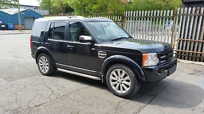 2005 Land Rover Discovery 3 Tdv6 Se Diesel Black Breaking Spares Parts Salvage