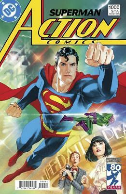 Action Comics #1000 1980s Variant!!