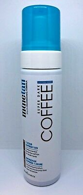 MineTan Super Dark 1 Hour Express Tan With Coffee + Coconut Water - BRAND NEW