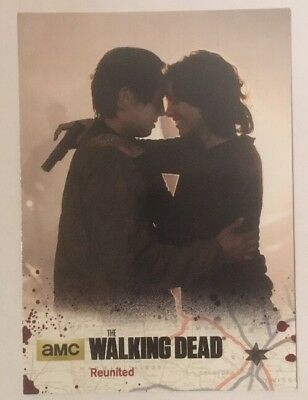 #65 Reunited Card The Walking Dead Season 4 Part 2