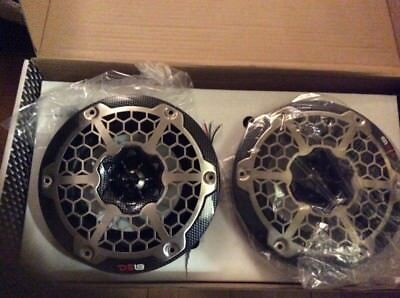 DS18 Hydro 2 way, 6.5 inch Waterproof with LEDs Speakers