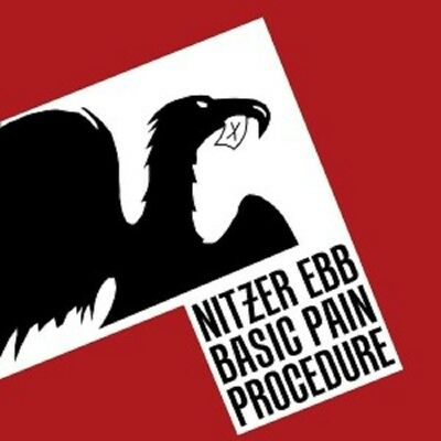 Nitzer Ebb - Basic Pain Procedure  Cd  16 Tracks Experimental / Noise  New+