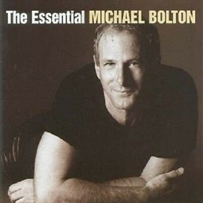 "Michael Bolton ""The Essential-Best Of"" 2 Cd New+"