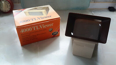Boots 4000TL Slide Viewer (Boxed, Slight Rear Case Chip)