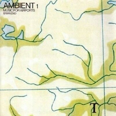 Brian Eno - Ambient1/music For Airports-Remaster 2004  Cd 4 Tracks Ambient  New+