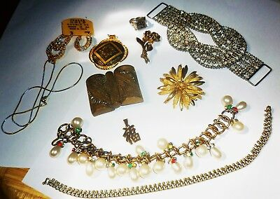 LOT BIJOUX divers