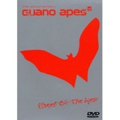 """Guano Apes """"Planet Of The Apes- Best Of... """" Dvd New+"""