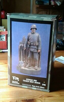 Verlinden Productions 779 Super Scale 120mm German WWI Trench Body Armor neu!!!!