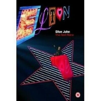 "Elton John ""The Red Piano"" 2 Dvd New+"