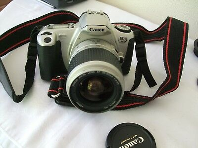 Canon EOS 300 35mm SLR Film Camera with 28-80mm lens Kit