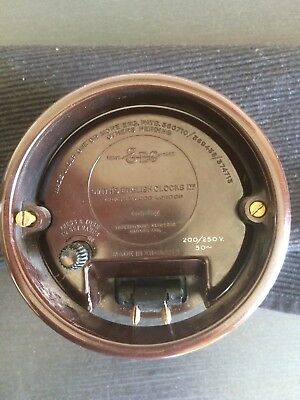 Sectric Electric Clock Motor, Fully Working.