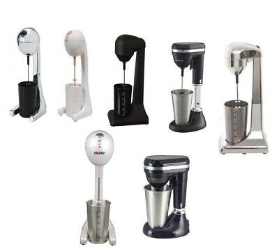 Greek Nescafe Frappe Coffee 100W-130W Chrome Rubberized  Mixer Frother Makers