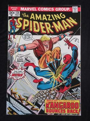 Amazing Spider-Man #126 MARVEL 1973 - NEAR MINT 9.0 NM - Harry Osborn, Stan Lee!