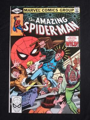 Amazing Spider-Man #206 MARVEL 1980 - NEAR MINT 9.8 NM - Stan Lee, John Byrne!!