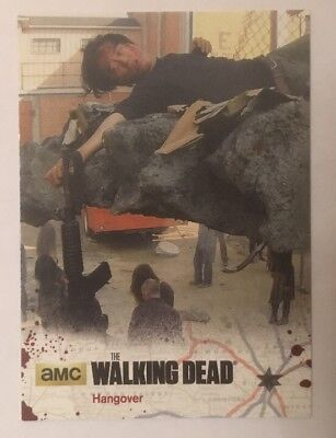 #38 Hangover Card The Walking Dead Season 4 Part 2