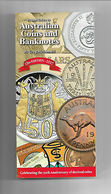 AUSTRALIAN COIN & BANKNOTE PRICING BOOK - 23rd EDIT - LATEST by GREG McDONALD -