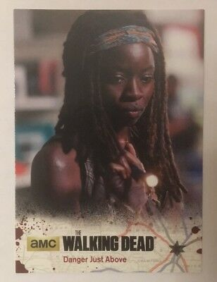#8 Danger Just Above Card The Walking Dead Season 4 Part 2