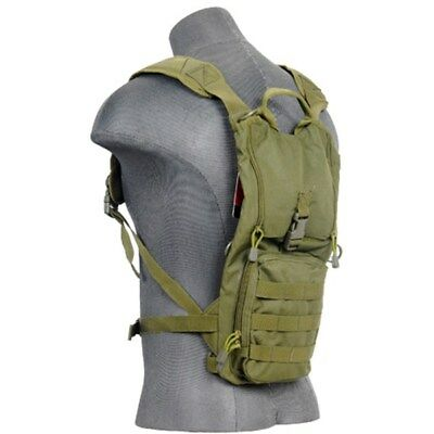 OD GREEN HYDRATION BACKPACK FOR RUNNING HIKING CYCLING CAMPING Bag Pack Molle