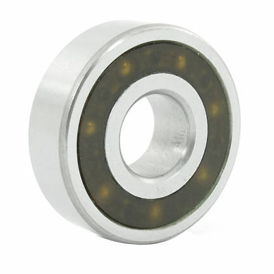 Metal Sealed Deep Groove Radial Ball Bearing 12mm x 32mm x 10mm CSK12
