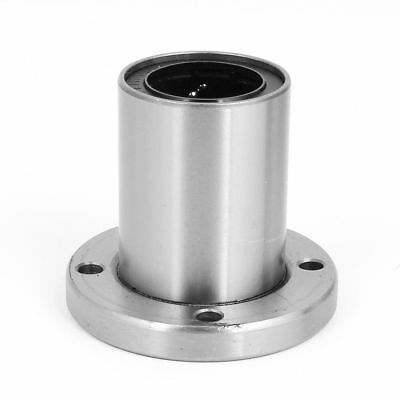 H● LMK30uu 30mm Inner Dia 4 Bolt Flange Mounted Linear Motion Bearing