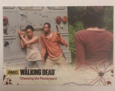 #36 Checking The Passengers Card The Walking Dead Season 4 Part 2