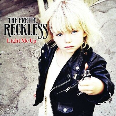 """The Pretty Reckless """"light Me Up"""" Cd New+"""