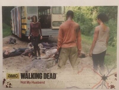 #37 Not My Husband Card The Walking Dead Season 4 Part 2